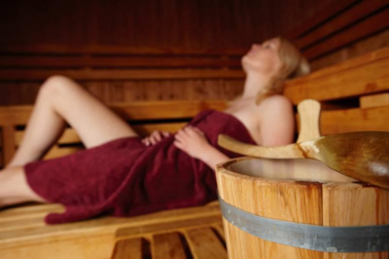 Analorgie In Der Sauna